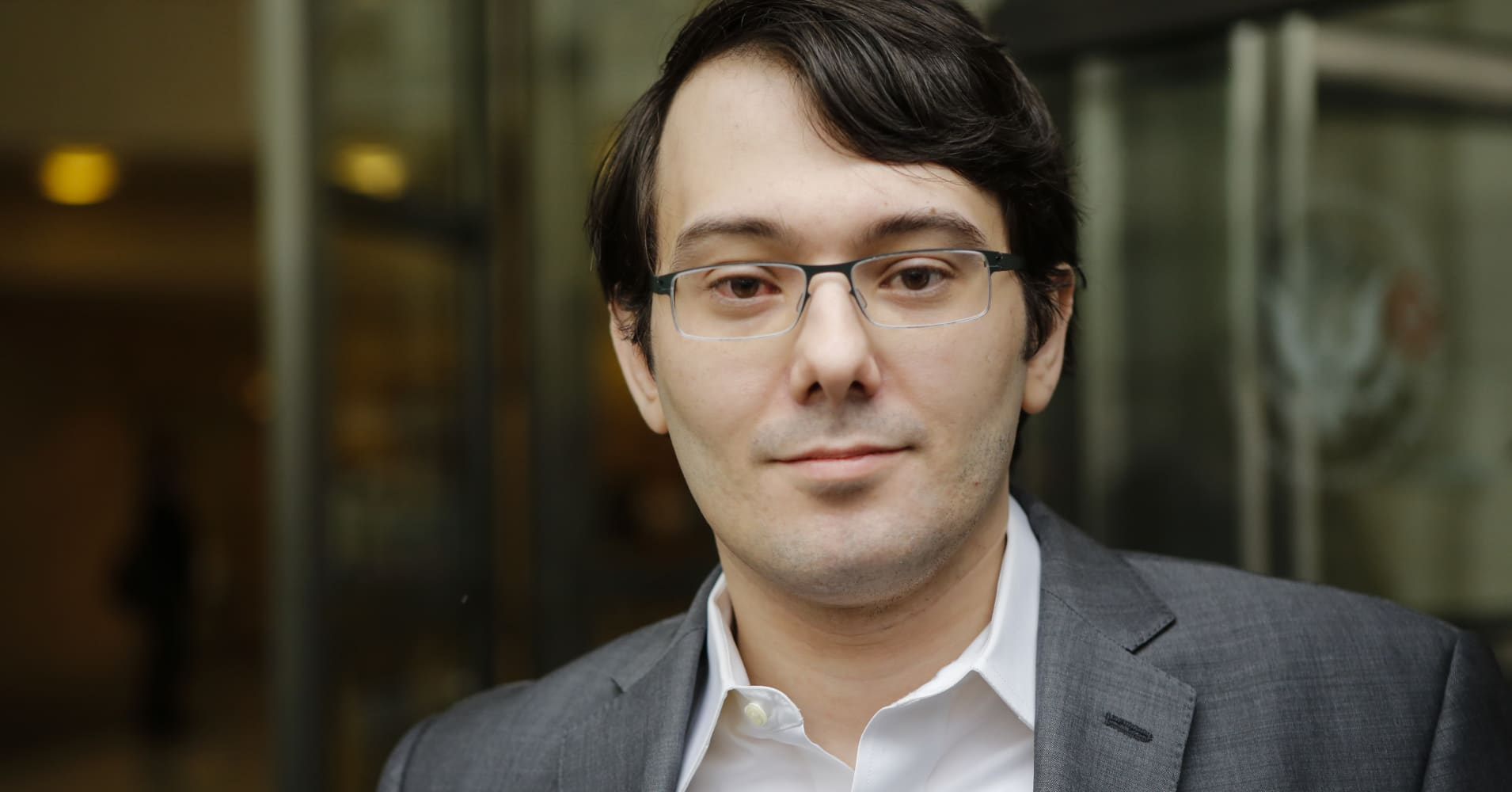 Bail stumper: Martin Shkreli gets permission to travel outside of NY for speaking gigs