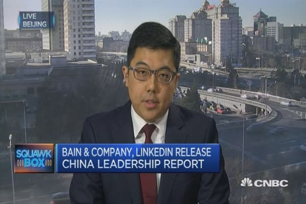 MNCs struggling to retain talent in China: Bain