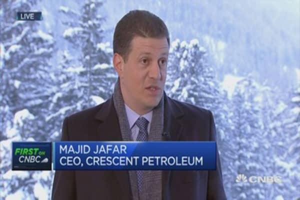 Risk in a few years of an oil price shock: Crescent Petroleum