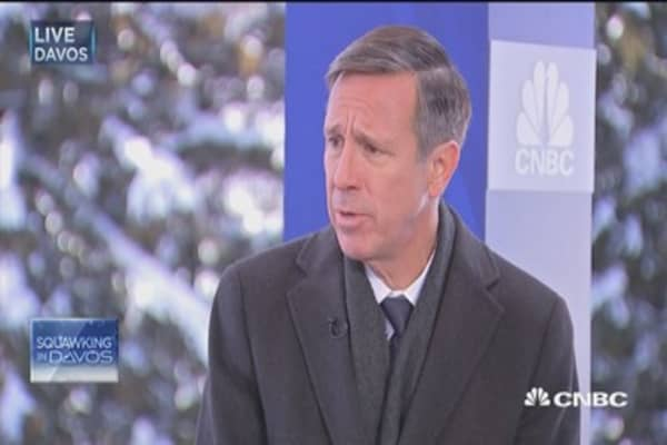 Marriott CEO: Watching Trump's policies on immigration and trade