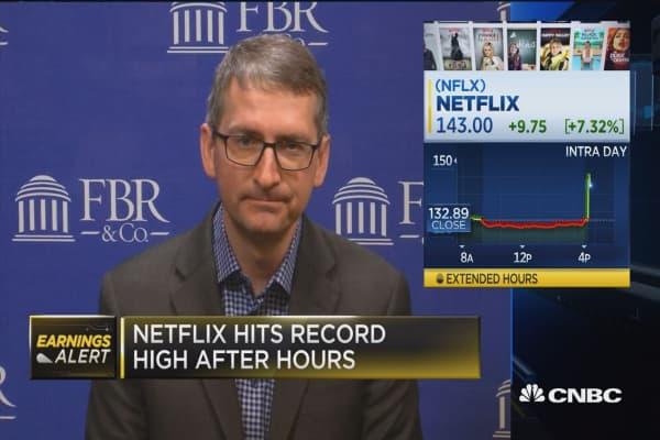 Crockett: My hats off to Netflix