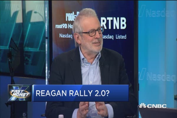 Former Reagan budget director warns of 'fiscal bloodbath' under Trump