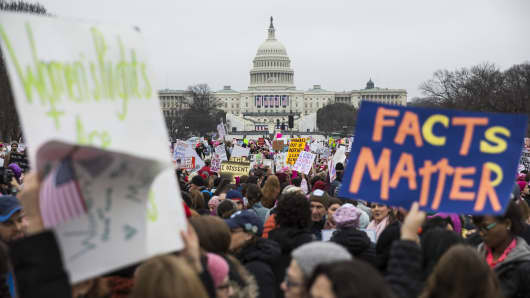 The Next Big Anti-Trump Event? Plans Underway for a 'Science March'