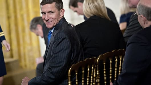 Flynn's communications with Russian Federation investigated