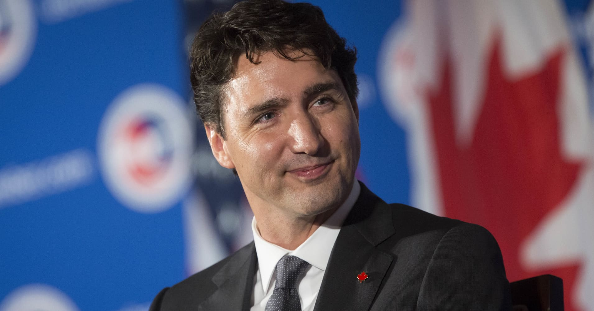 Justin Trudeau: Robots are going to steal some jobs, but Canada has a plan to help