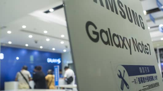 Samsung explains Galaxy Note 7 battery fault, outlines new safety checks