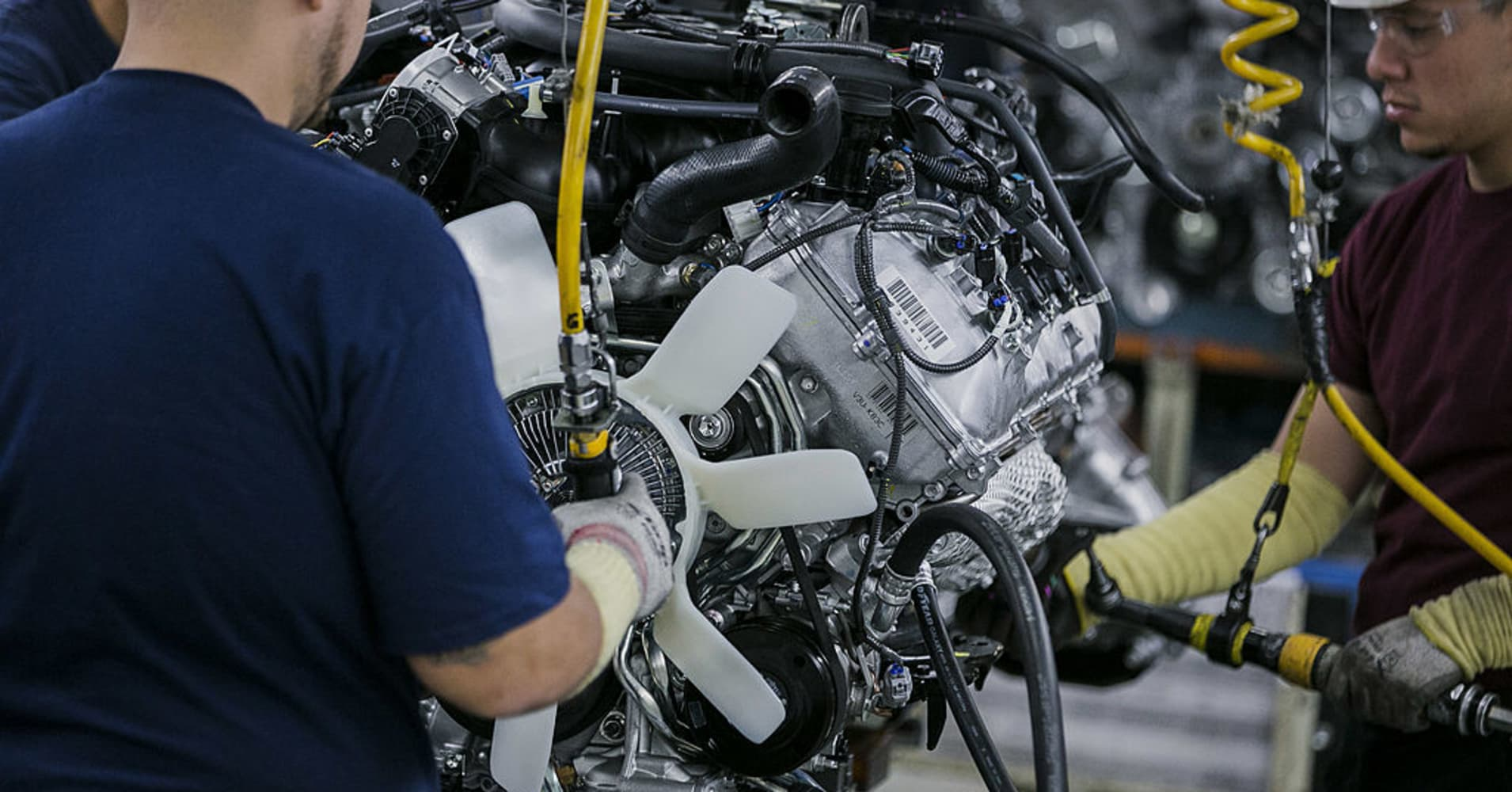 Toyota Motor to add 400 jobs at Indiana assembly plant
