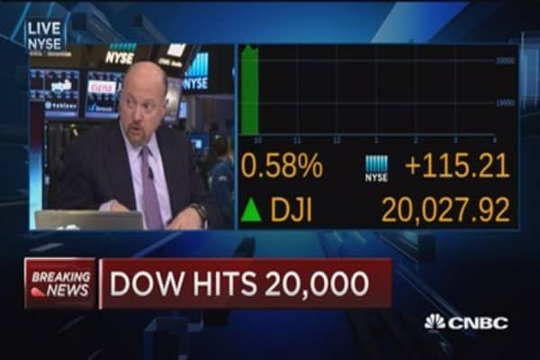 Cramer: To get to the next level, we need Trump's tax breaks