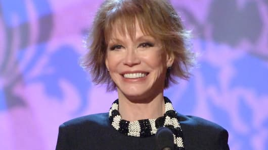 Mary Tyler Moore in 2006.