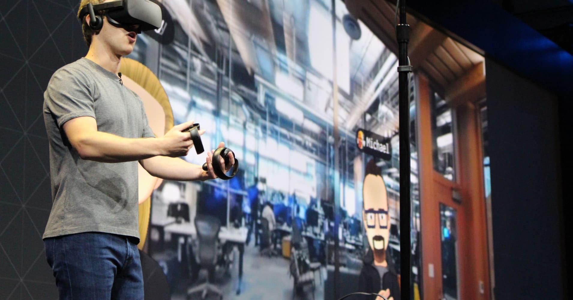 Facebook's Virtual Reality Unit Oculus Shutters Film Studio