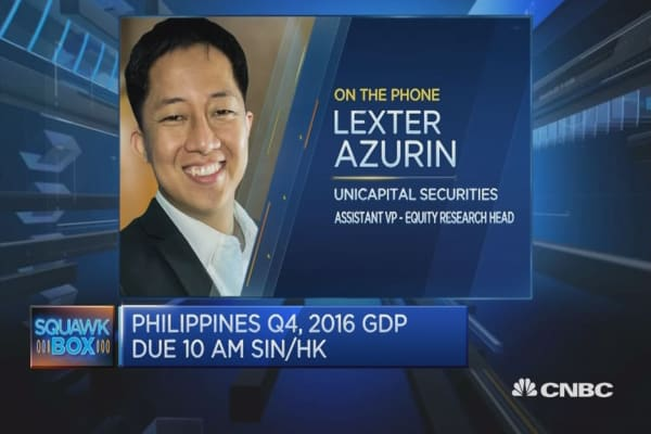 What to expect from Philippines Q4 GDP