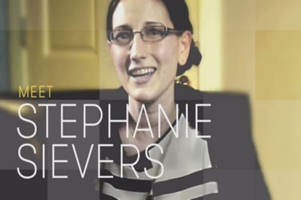 Meet Stephanie Sievers