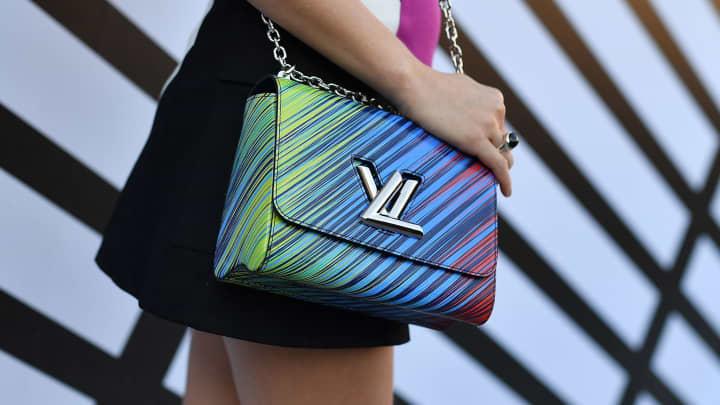 Louis Vuitton at the Paris Fashion Week Womenswear Spring/Summer 2017 in Paris last October.