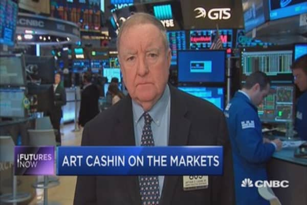 Markets may be too complacent: UBS' Art Cashin