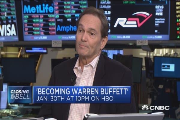 New HBO documentary tells the story of Warren Buffett