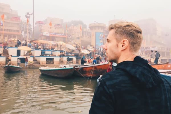 As of January 2017, Johnny Ward has traveled to 194 countries