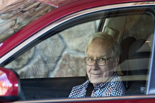 Warren Buffett's McDonald's breakfast policy always keeps his meals under $3.17