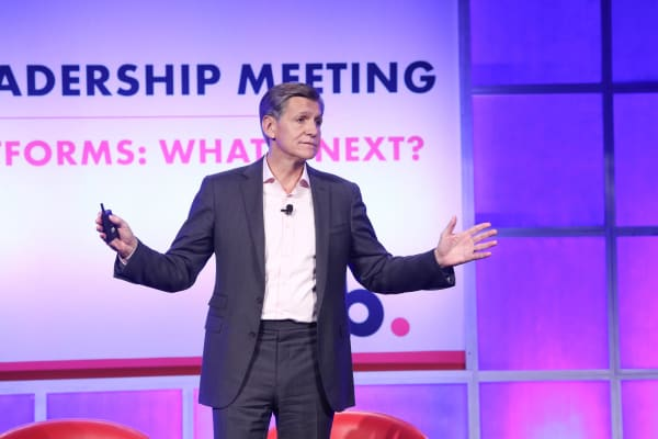 P&G's Marc Pritchard at the IAB's Annual Leadership Meeting 2017