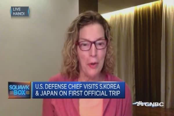 Trump trying to reassure S.Korea: Former ambasasdor