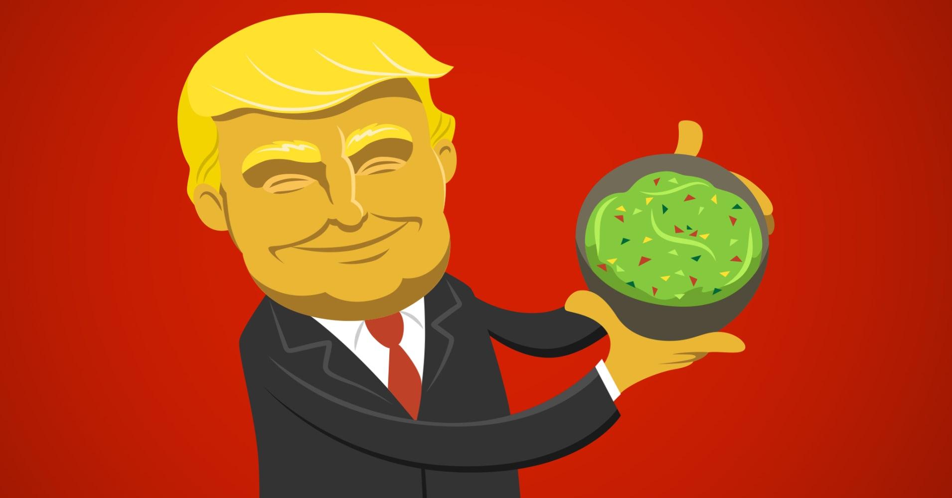Will Trump Bring The Guacamole