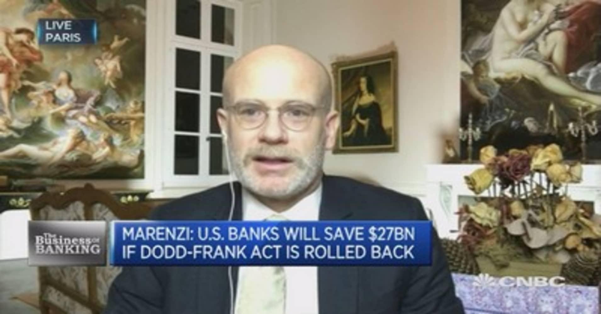 Deregulation will free up billions in revenues: Expert
