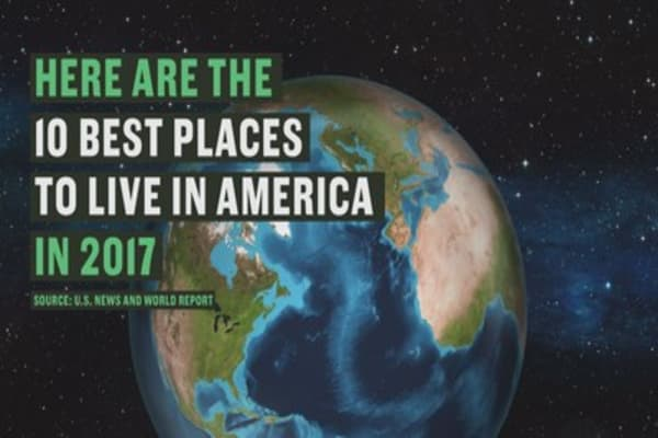 Here are the 25 best places to live in the us in 2017 for Top 10 best places to live in usa