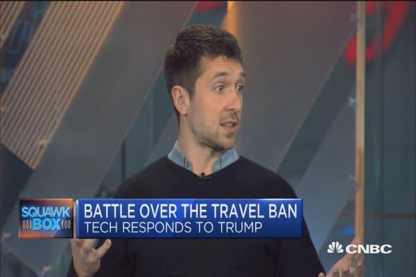 Trump's travel ban will not make us safer: Ben Lerer