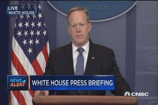 Spicer: We need fundamental, comprehensive tax reform