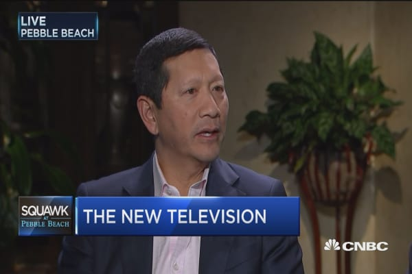 Geoff Yang: Demise of traditonal TV is overexaggerated