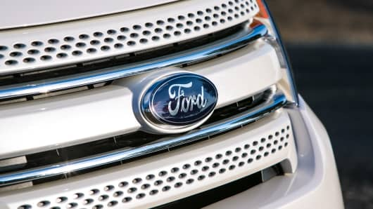 Ford to begin production of Lincoln crossover in China