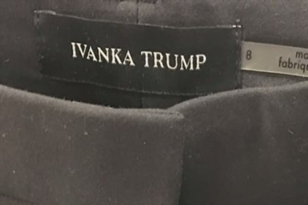 Online sales for Ivanka Trump's line tanking after election