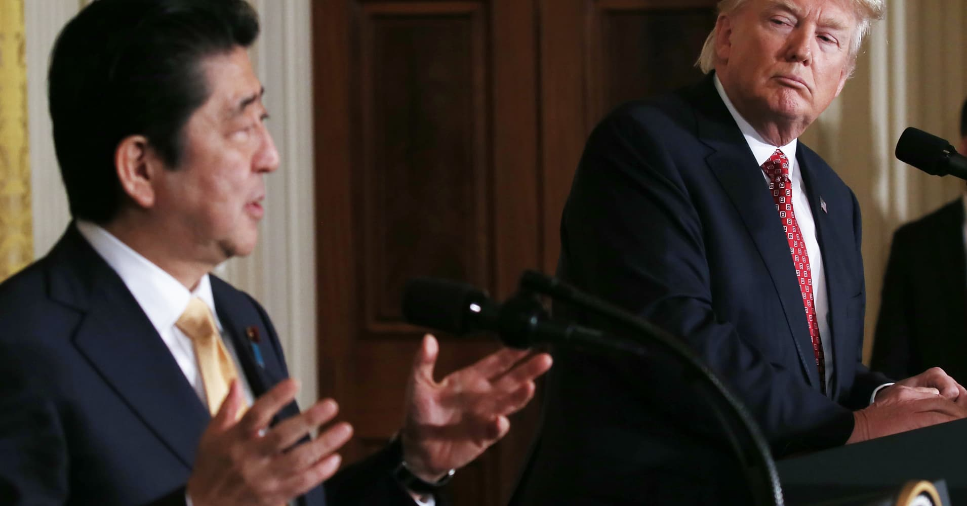 PM Abe: Japan will take steps with U.S. to deter N.Korea