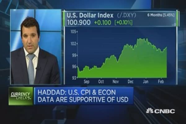 USD strength to continue: Strategist