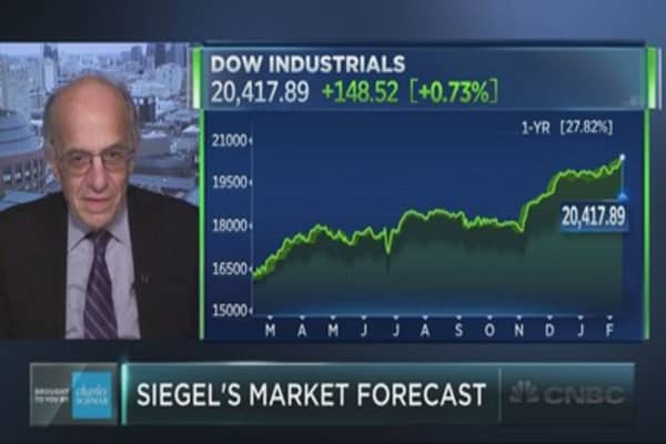 Here's what could take us to Dow 22,000: Siegel