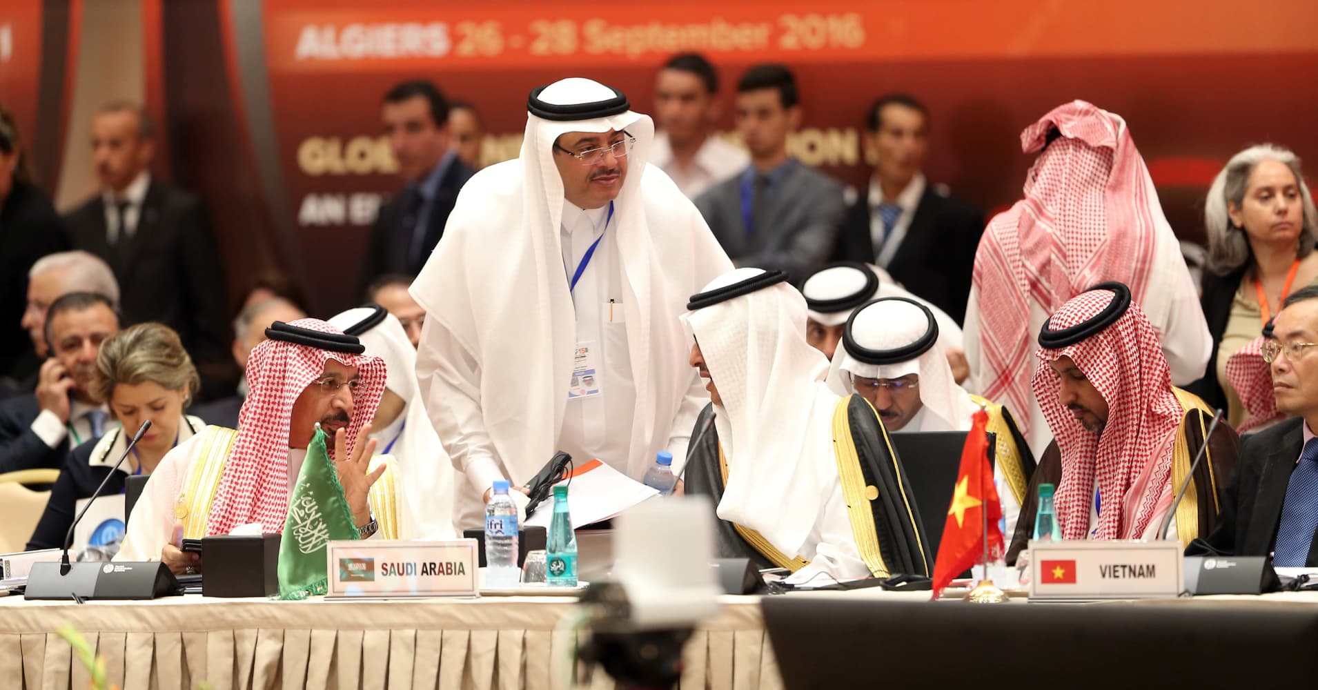 Op-Ed: OPEC still the 'greatest show on earth' for oil traders