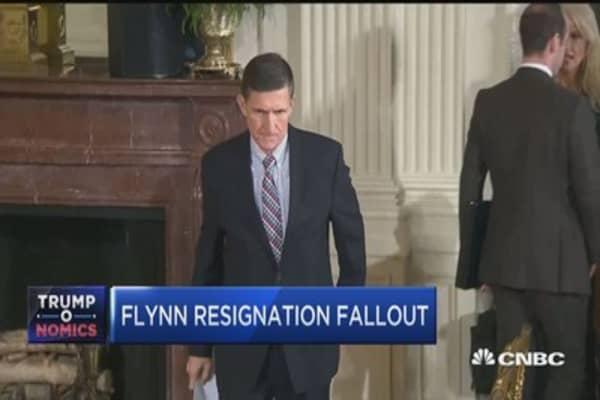 Flynn resignation fallout