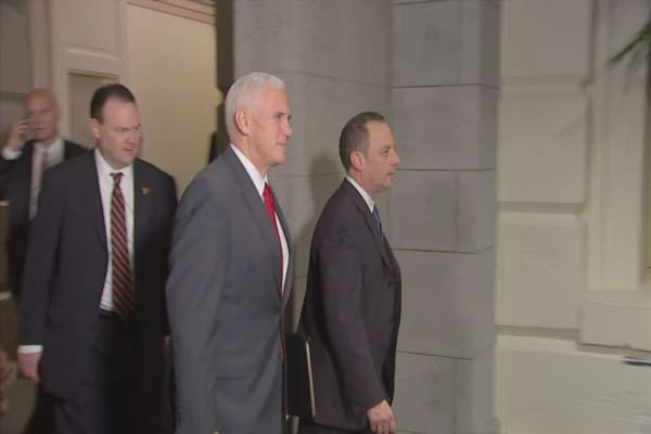 Vice President Pence kept in the dark about Michael Flynn