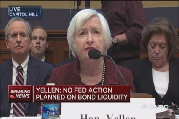 Yellen: US economy has recovered more quickly than Europe