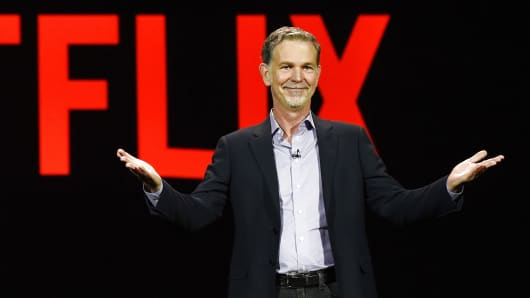 Netflix's first-quarter subscriber additions misses estimates