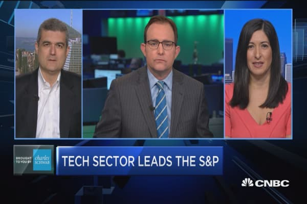 Trading Nation: Can the tech sector keep leading the market?
