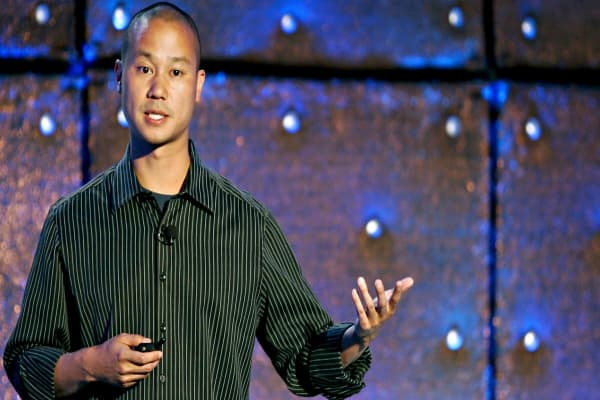Stop checking your email right away, says Tony Hsieh