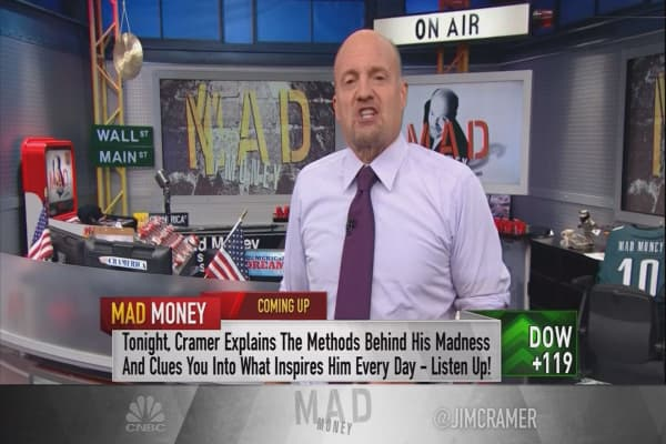 Here are Jim Cramer's top 4 rules for you to own stocks