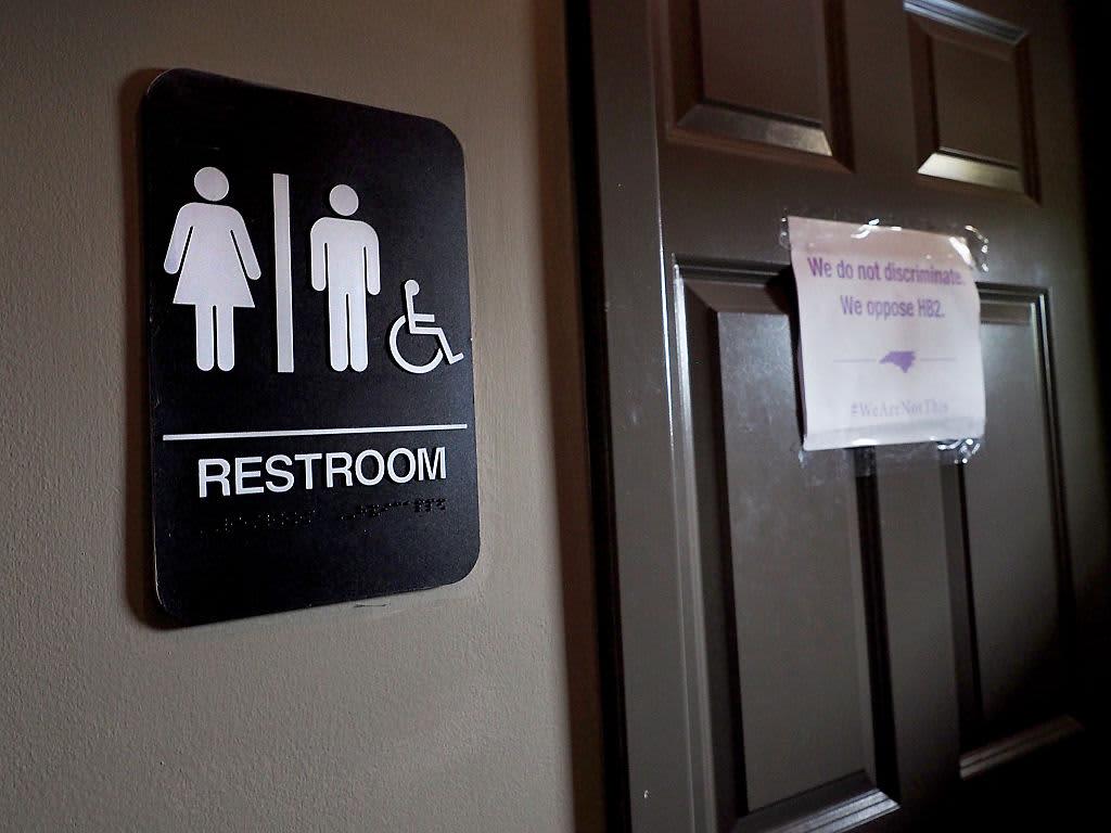 Trump Revokes Obama Guidelines On Transgender Bathrooms - Transgender bathrooms