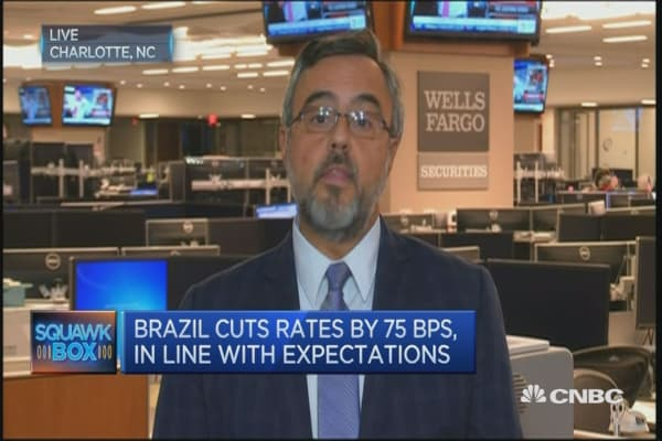 Conditions in Brazil still difficult: Economist
