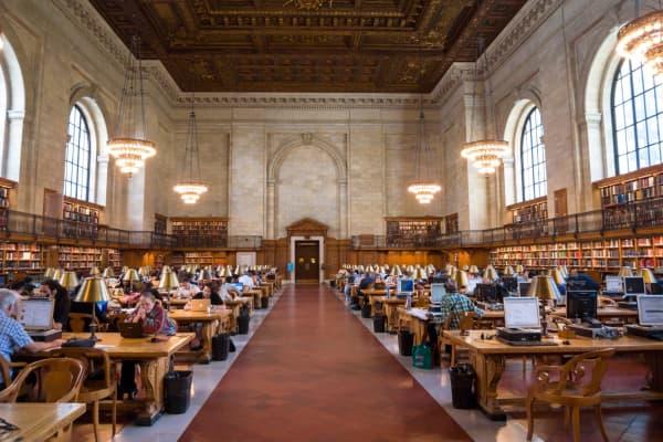 New York Public Library.