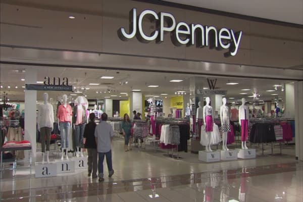 Keep an eye on your local JC Penny