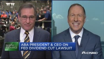 Santelli Exchange: American Bankers Association President & CEO on regulatory reform