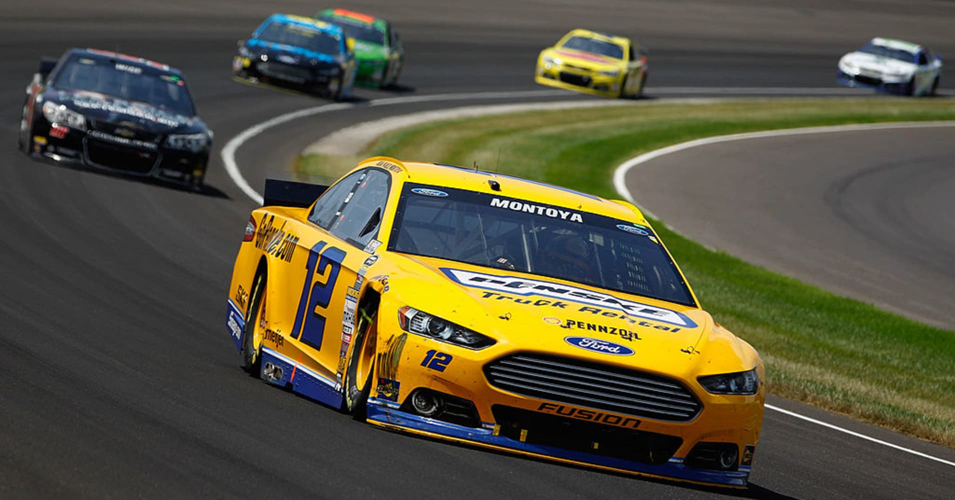 Nascar's Penske: The sport is 'stronger than ever' despite falling viewership