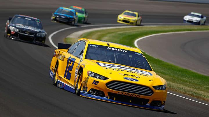 Penske nascar racing
