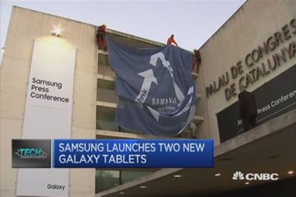 We've been through one of the most challenging times: Samsung